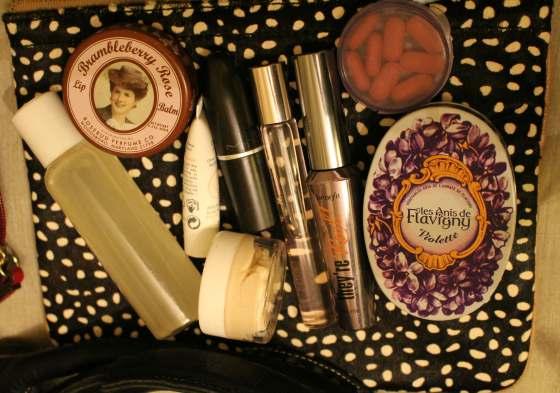 Make-up Bag Close-Up