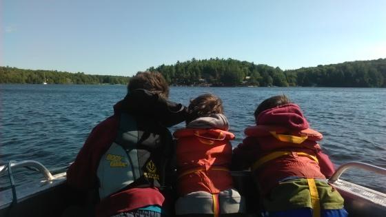 Boys and Boats, akaSummer