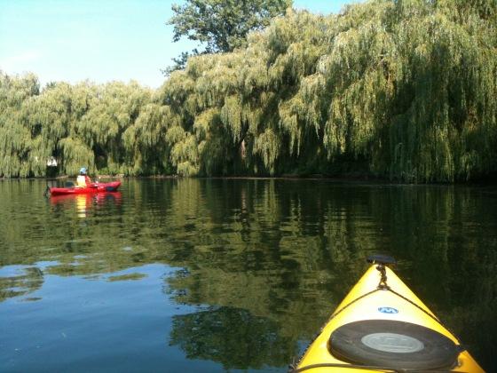 kayak outing to Toronto Islands 6 Nathalie Prezeau